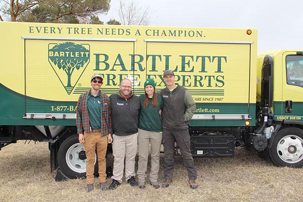 Bartlett Tree Experts team (Photo: Seth Jones)