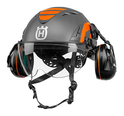 Elevation Helmet. Photo: Husqvarna