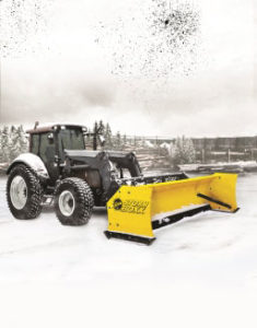 Storm Boxx plow (Photo: Fisher Engineering)