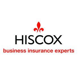 Logo: Hiscox Insurance