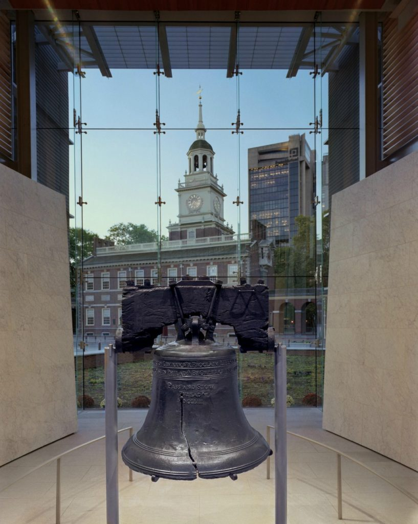 BrightView will perform restoration work at Independence National Historical Park this spring. (Photo: BrightView)