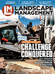 Landscape Management March 2019 cover. Photo: Bobcat