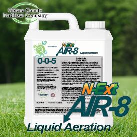 N-Ext Air-8 Liquid Aeration (Photo: Greene County Fertilizer Company)