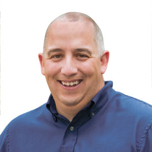 Rob Odom, director of fleet and facilities at Hoffman Landscapes