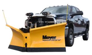 V3 plow (Photo: Meyer)