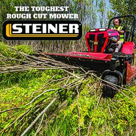 Steiner 450 Tractor Rough Cut Mower