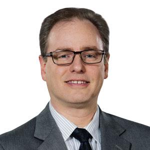 George Reister, Regional product manager, U.S. wheeled, Husqvarna