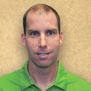 Jay Young, Herbicide product manager, PBI-Gordon