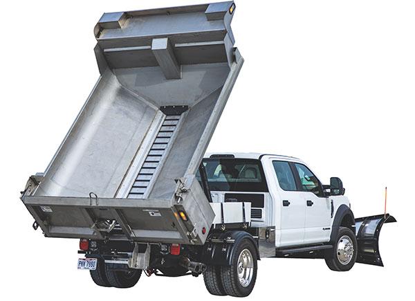 SaltDogg Medium-Duty MRD (Photo: Buyers Products)
