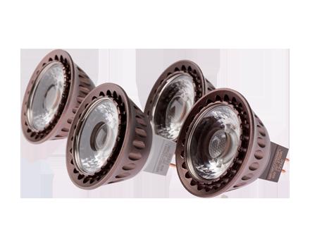 FX Luminaire's MR-16 Eco lamps. (Photo: FX Luminaire)
