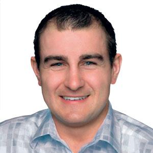 Rudy Larsen, LawnButler, Smart Rain