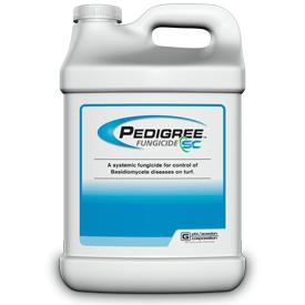 Pedigree Fungicide SC by PBI-Gordon (Photo: PBI-Gordon)