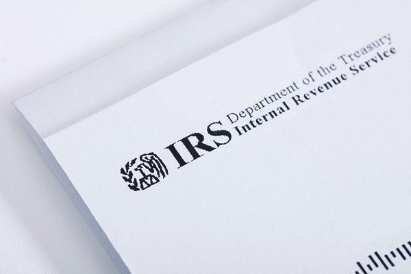 IRS (Photo: istock.com/LPETTET)