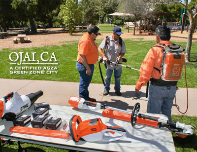 Ojai, Calif. was declared a certified AGZA city. (Photo: AGZA)
