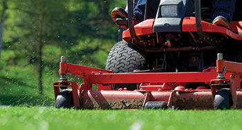 Mower image (Photo: iStock.com/danymages)
