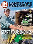Landscape Management August 2019 cover | Photo: Tony Ventouris