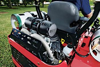 Propane-powered engine (Photo: Kohler)