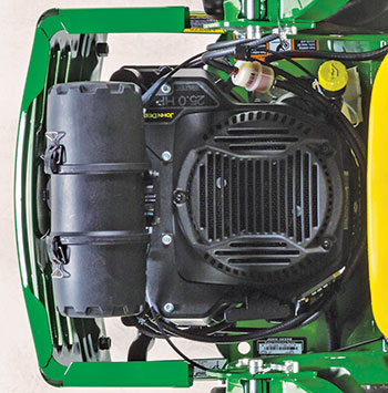 Diesel engine (Photo: John Deere)