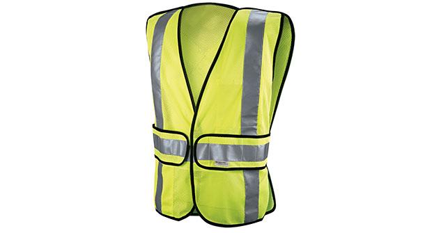 Safety vest (Photo: 3M)