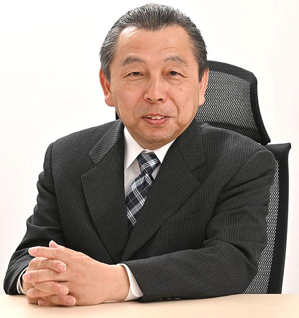 Toshiya Takeuchi (Photo: Takeuchi Manufacturing)