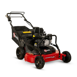 Exmark's Commercial 30 X-Seriesmodel features a new engine and transmission. Photo: Exmark