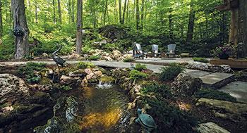 Landscape design photo (Photo: Frontiers Landscape Architecture)