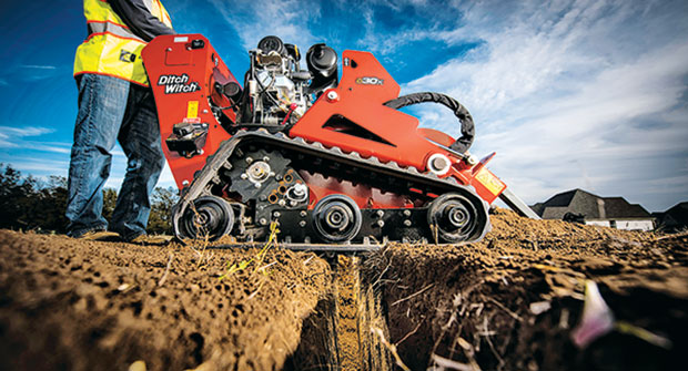 Trencher (Photo: Ditch Witch)