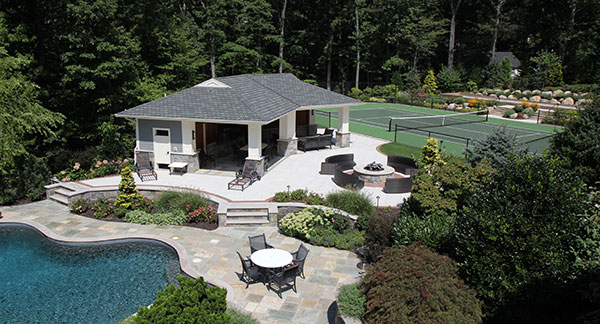 Pool and sportsplex (Photo: Brian Koribanick)