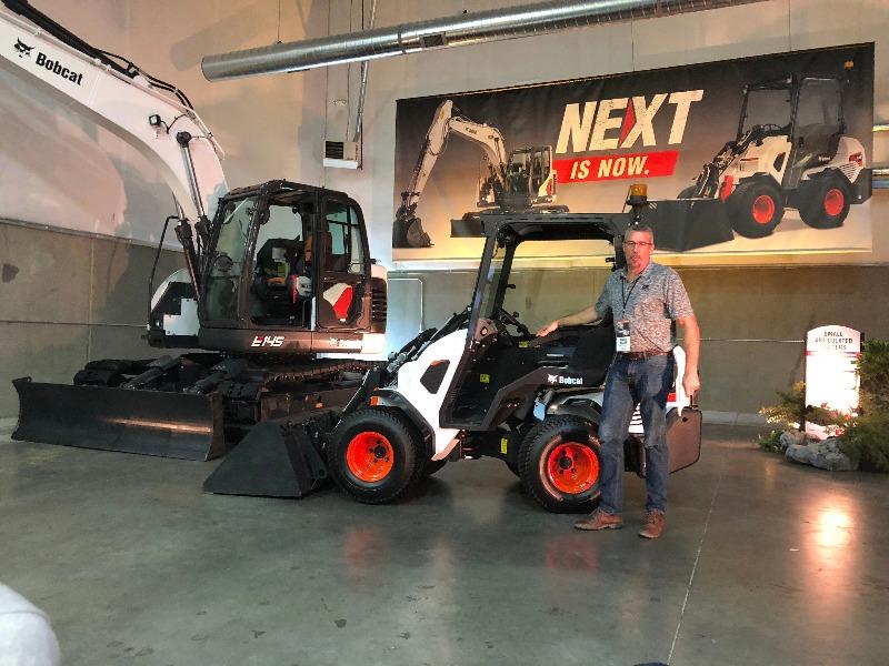 Marty Miller Bobcat Next is Now (Photo: Seth Jones)