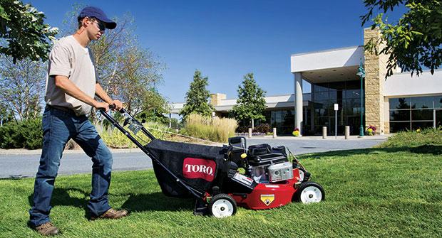 Toro mower (Photo: Toro)