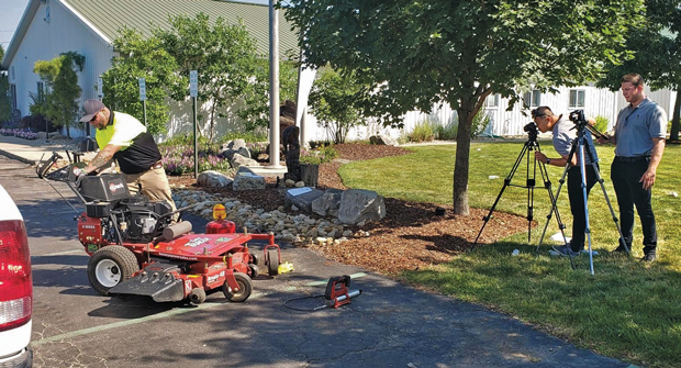 EMI is involved in the Landscape Management Apprenticeship Program through NALP. (Photo: Environmental Management Inc.)