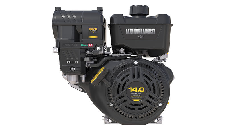 Vanguard 14.0 gross hp 400 is a single-cylinder engine