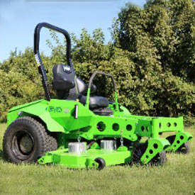 Photo: Mean Green Mowers