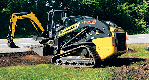 Skid-steer (Photo: New Holland Construction)