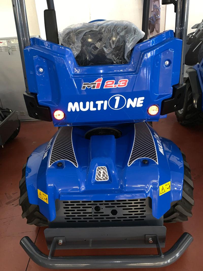 MultiOne 2.3 mini loader