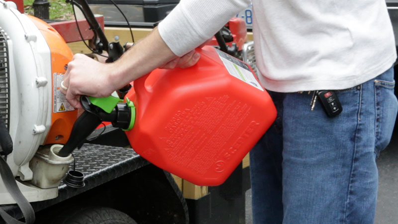 Scepter SmartControl fuel container
