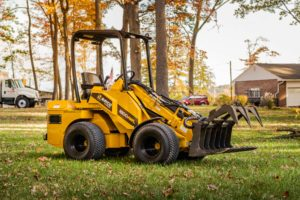 Rayco 1800AWL Articulated Wheel Loader (Photo: Morbark)