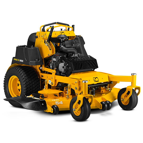 Pro X Series stand-on mower (Photo: Cub Cadet)