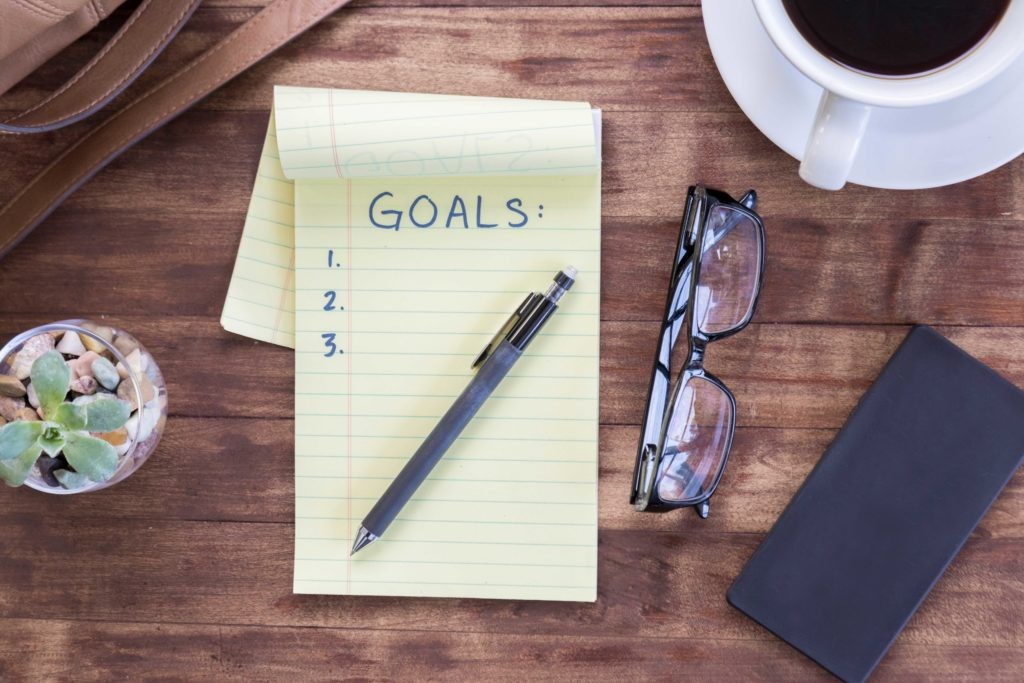 Goal setting is important. Photo: SDI Productions/iStock / Getty Images Plus/Getty Images