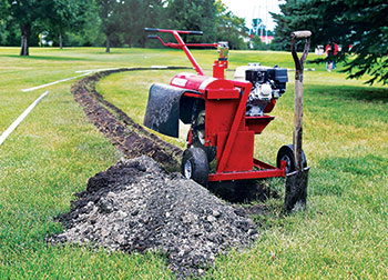 Small trencher (Photo: Little Beaver)