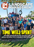 Landscape Management January 2020 cover. Photo by Lou Ferraro, Park South Photography