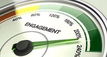 Engagement meter (Photo: Olivier Le Moal/Essentials/Getty Images)