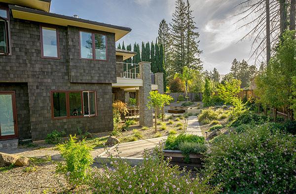 Award-winning landscape project (Photo: California Landscape Contractors Association)
