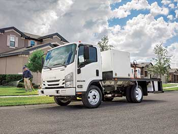 Isuzu truck (Photo: Isuzu)