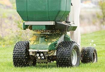 Fertilizer spreader 9Photo: BanksPhotos/iStock / Getty Images Plus/Getty Images)