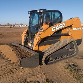 Photo: CASE Construction