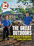 Landscape Management May 2020 cover   Photo by Danny Hurley