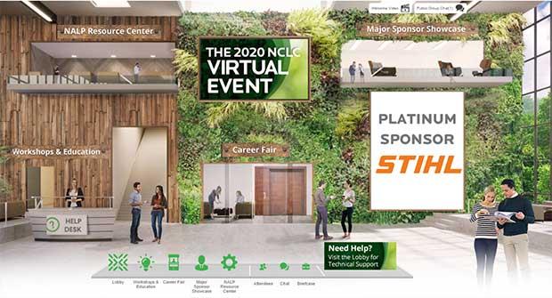 NCLC virtual event (Photo: National Association of Landscape Professionals)