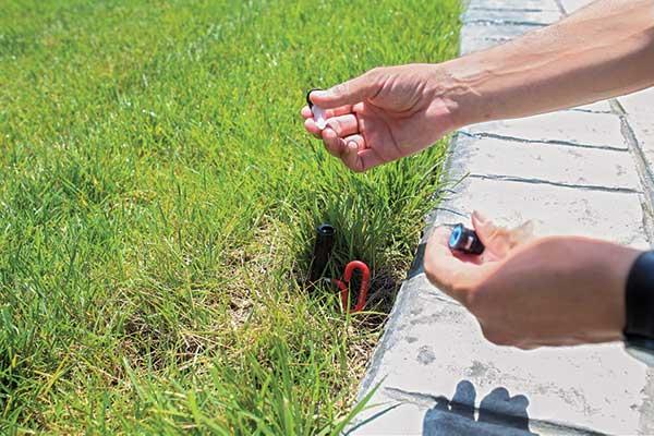 Soil sensor (Photo: Conserva Irrigation)