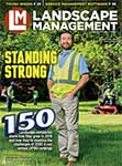 Landscape Management June 2020 cover | Photo by Marvin Shaouni
